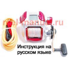 Перевод инструкции катушки Shimano 2008 Plays 3000