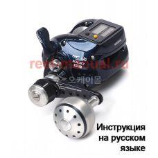 Перевод инструкции катушки Shimano 2012 SC KOBUNE 1000HD
